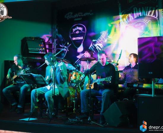 9.04.16: Гости вечера в Фаэтон - группа Symbol SOUND