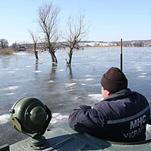 Область ожидает вторую волну паводка