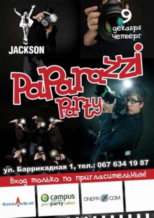 9 декабря, Paparazzi Party, Джексон