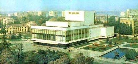 Тюремное прошлое оперного театра