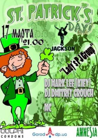 17 марта, st. Patricks day @ Jackson Club