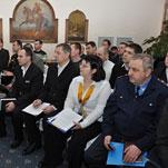 В Днепропетровске прошли учения на объектах Евро-2012
