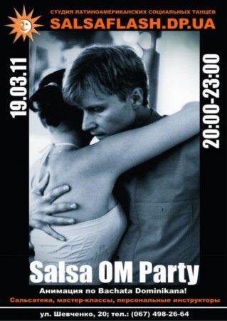 19 марта, Salsa OM Party