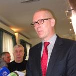 Днепропетровск посетил Генеральный консул Германии