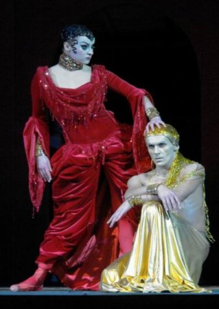 10 апреля, Кармина Бурана, Оперы и балета театр