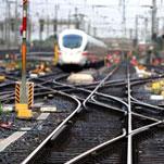 Приднепровская железная дорога продолжает автоматизироваться