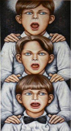 12 апреля, Выставка Осторожно, дети! Литературное Приднепровье