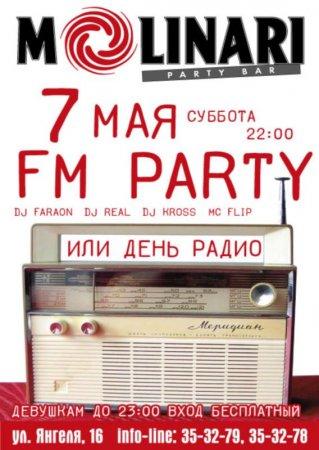 7 мая, FM Party или День радио, Молинари (Molinari)