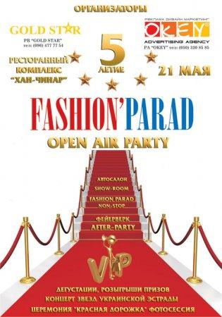 21 мая, FashionParad, Хан-Чинар