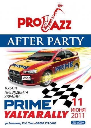 11 июня, Yalta rally, ПроJazz