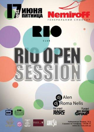 17 июня, Rio Open Session, Рио (The Rio Club)