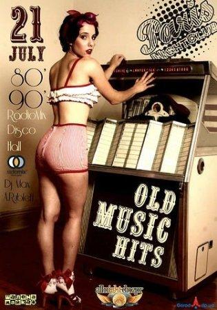 21 июля, RADIOMIX DISCO HALL (Vol86): OLD MUSIC HITS