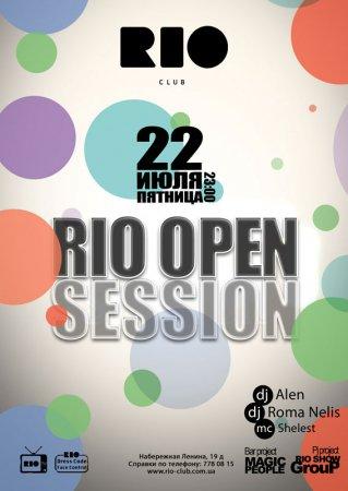 22 июля,Rio Open Session