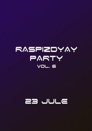 23 июля, Raspizdyay Party Vol.6, Капюшон (Capuchon)
