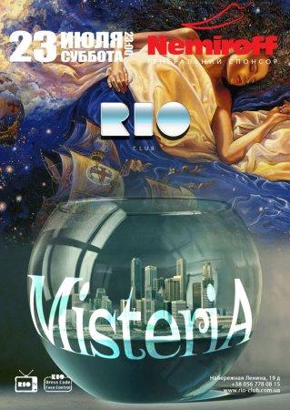 23 июля, MisteriA, Рио (The Rio Club)