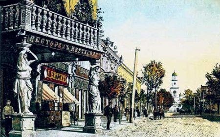 Улица Ширшова: торговая и многолюдная