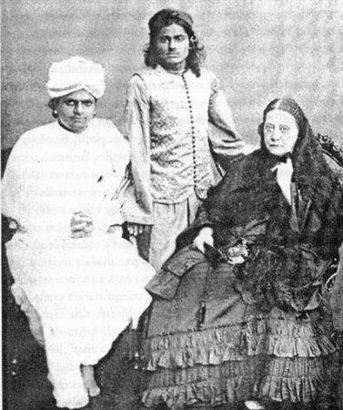 Не женскую судьбу Елене Блаватской предсказала ее мать