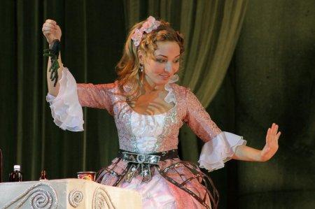 4 октября, Севільський цирульник, Театр Оперы и Балета