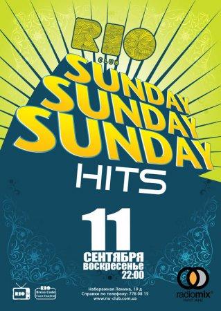11 сентября, Sunday Hits, Рио (The Rio Club)