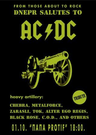 1 октября, AC/DC, Папа Protif