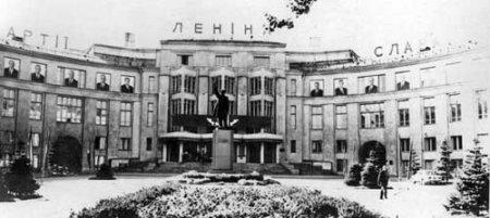 Дворец Ильича – умирающий шедевр конструктивизма