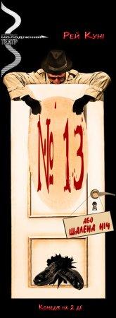 9 декабря, № 13, або Шалена ніч