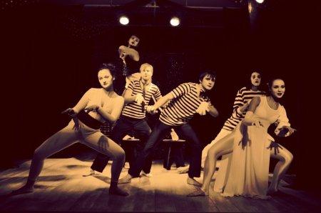 25 декабря, Мим-фактор (о любви) от театра Гамаюн