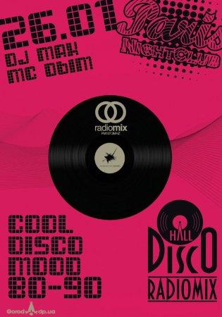 26 января, RadioMix Disco Hall (Vol111): Cool Disco Mood