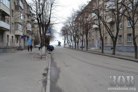 Милиция отказалась от VIP-полос в Днепропетрвске, депутаты пока нет