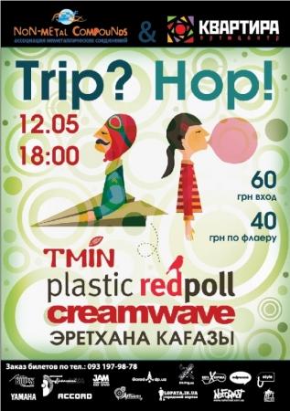 12 мая, Вечеринка Trip? Hop! в Квартире shoegaze, melancholic, trip hop, lo-fi, experimental pop итд.