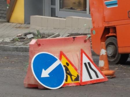Улицу Артема отремонтируют ко Дню Независимости