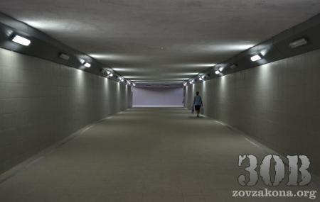 Подземный переход на Правде - ленточка перерезана, а вопросы остались