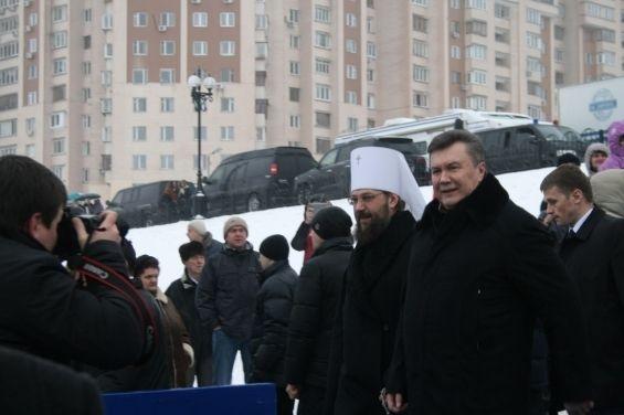 Охрана Януковича не пускала людей домой: Идите по льду или полетите
