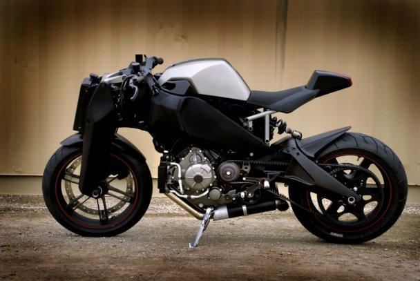 Американцы выпустят мотоцикл для истинного самурая