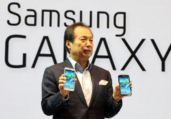 Новый смартфон Samsung будет реагировать на движения глаз
