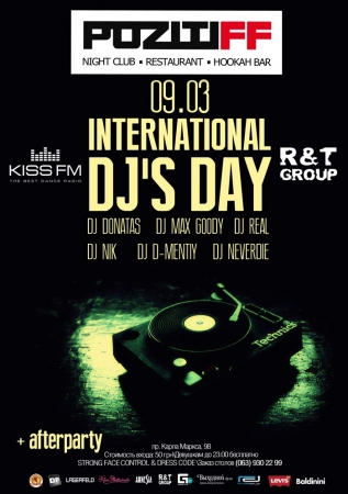 International Dj`s Day
