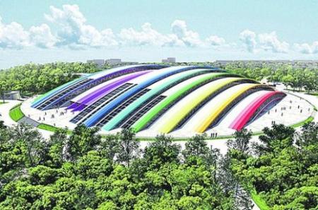 На Дніпропетровщині були визначені подальші плани дій щодо реконструкції об'єктів Євробаскету-2015