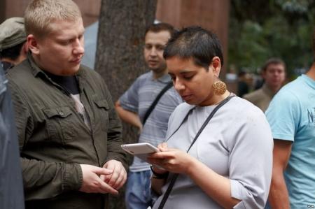 Украина отказала в политубежище российским оппозиционерам