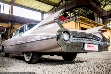 В Днепропетровске откроется музей ретроавтомобилей