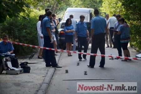 Перестрелка в Николаеве. Погибли 3 человека.