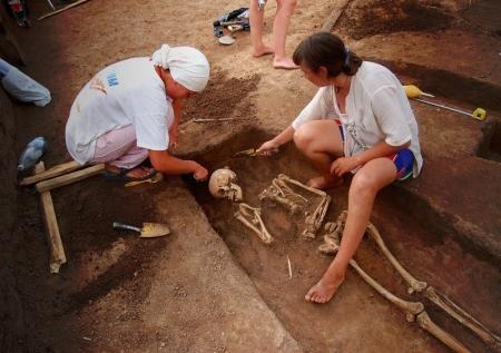 Сегодня отмечают День археолога