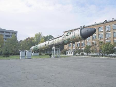 Путин предрекает смерть ракетно-космической отрасли Украины