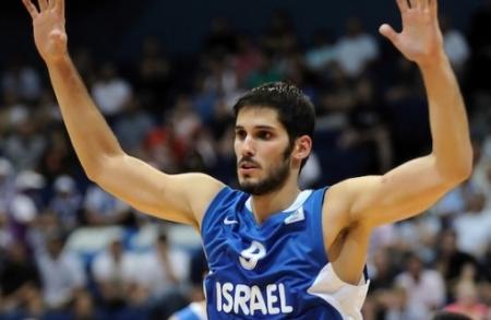 Сборная Украины обыграла Израиль на Евробаскете-2013