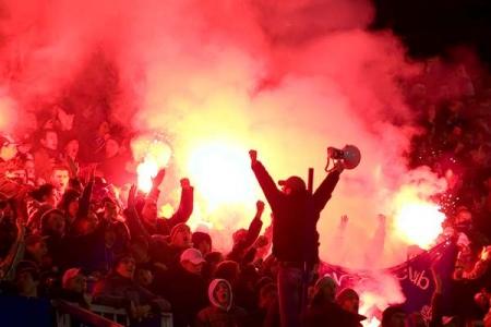 Украинские фаны обратились в ФИФА