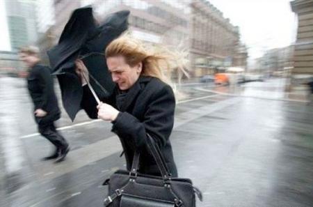 Осторожно, погода!