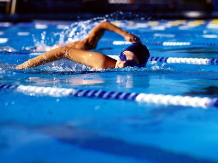 В Днепропетровске пловец установил рекорд Украины