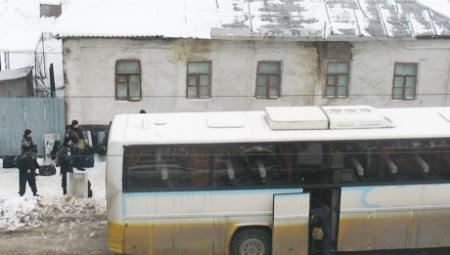 Донецкие милиционеры едут в Киев - на смену