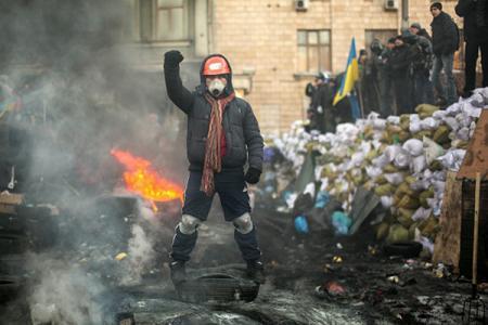 Активисты покинули здание Минюста