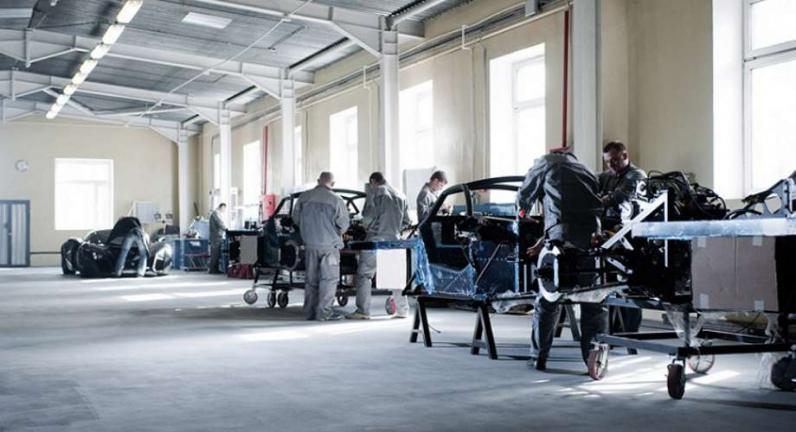 Marussia уехала в историю: проект первого российского суперкара закрыт (ФОТО)