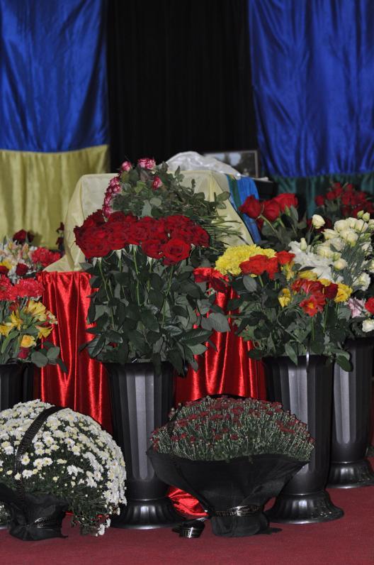 Днепропетровщина прощалась с Вадимом Рычковым (Фото)